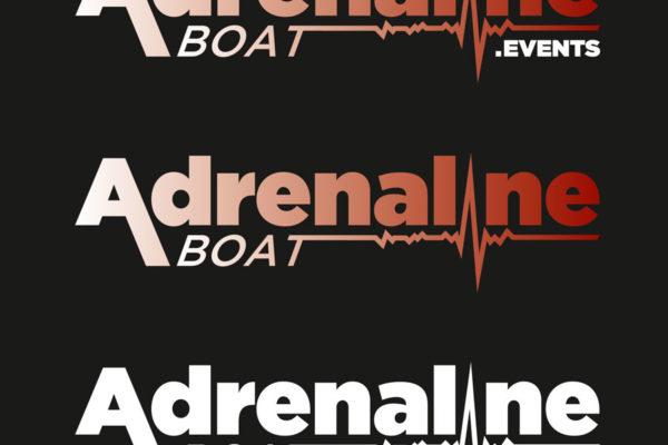 Adrenaline Boat logo - CRNO