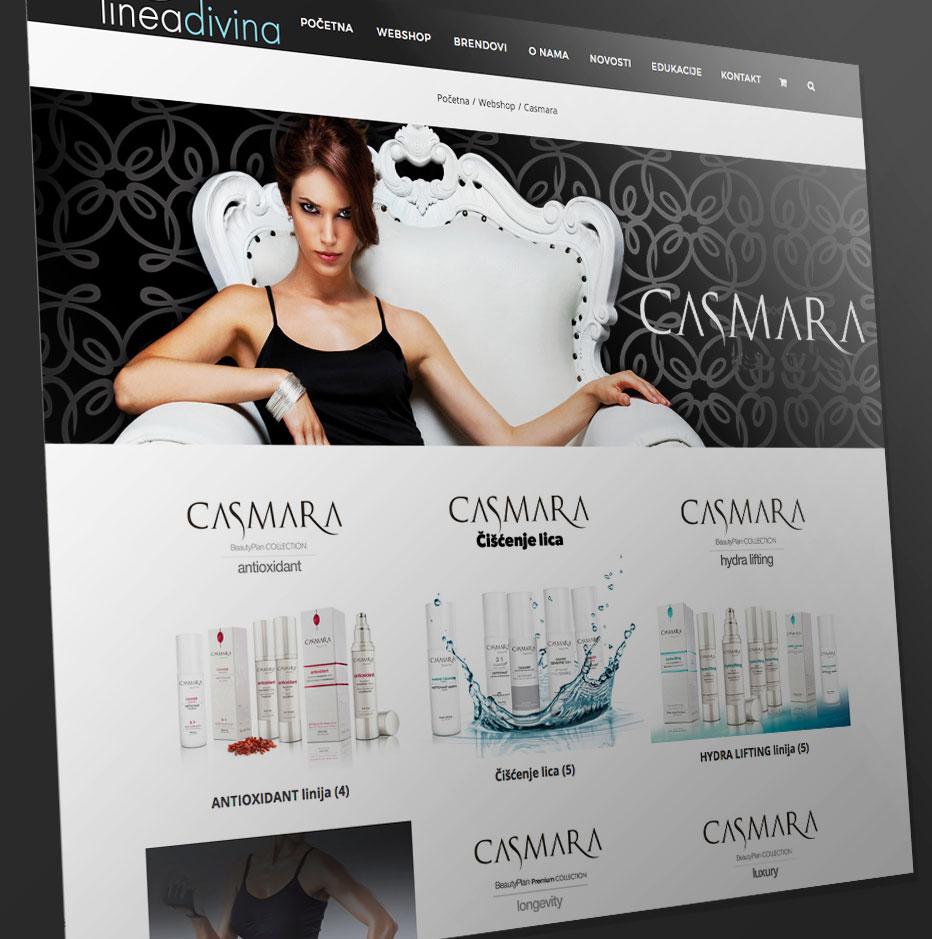 Linea-Divina-webshop